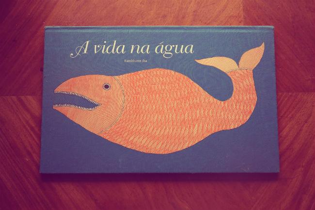 a vida na água (editora martins fontes)