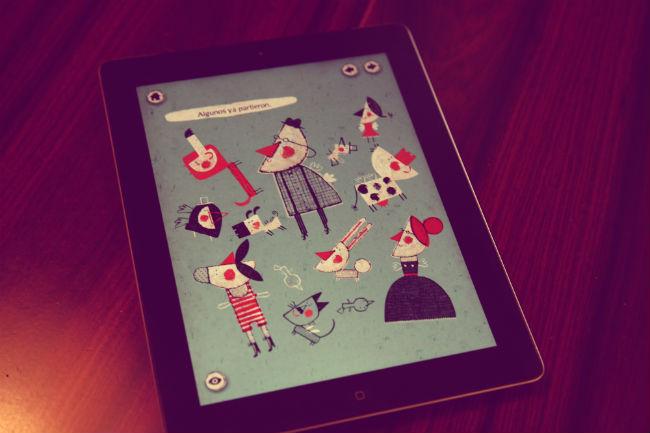 as lindas ilustrações do livro digital 'es así'
