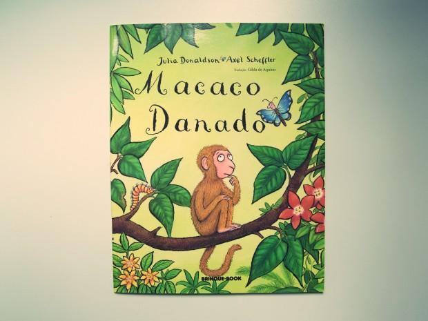 o-macaco-danado